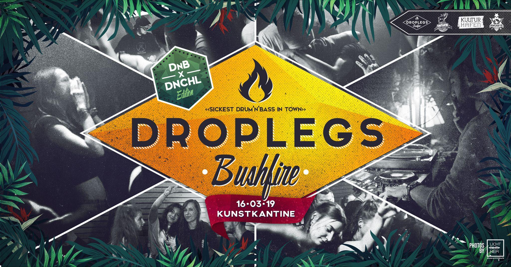 Droplegs Bushfire X