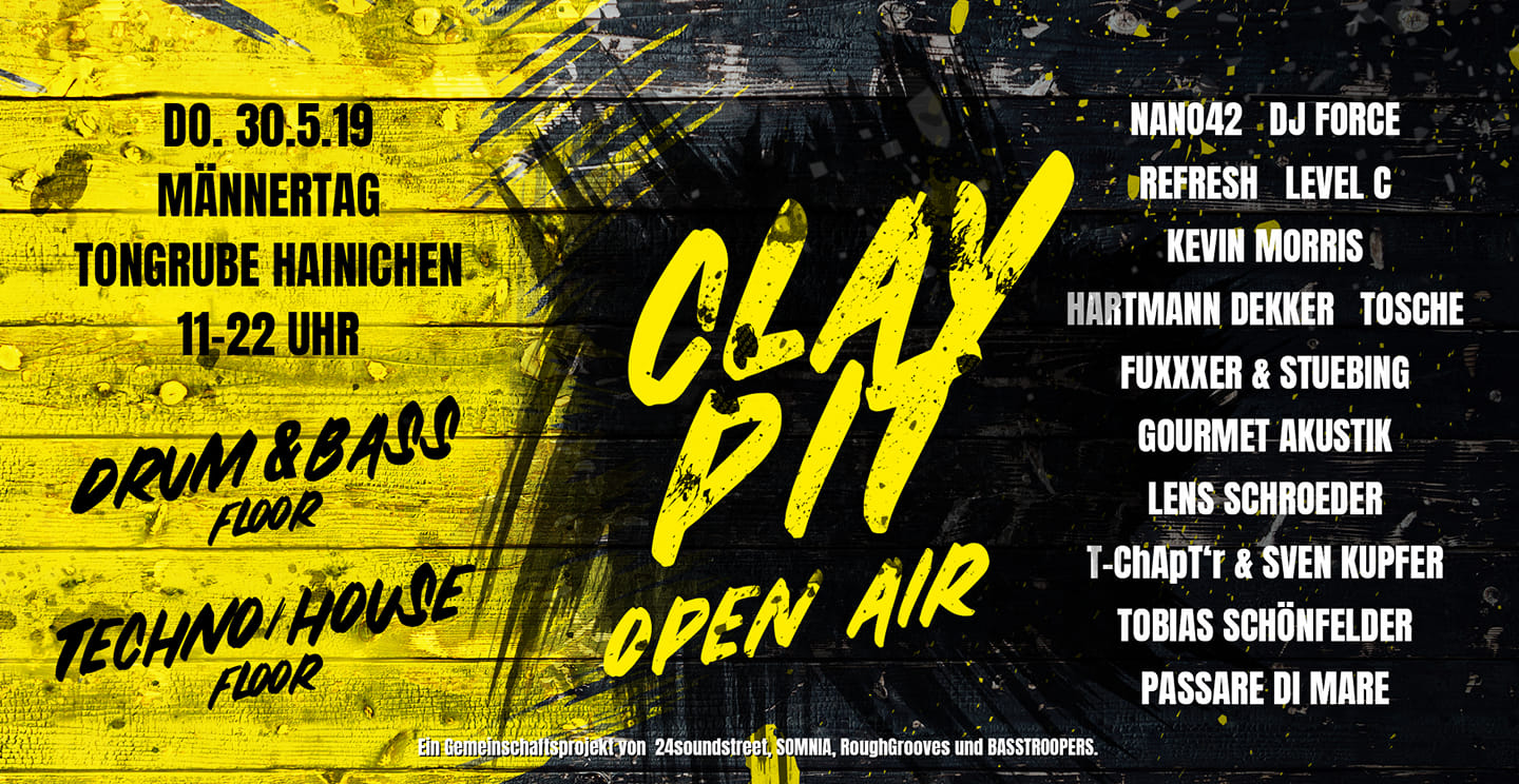 Clay Pit Open Air