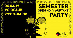 semester party dnb techno drum and bass void club