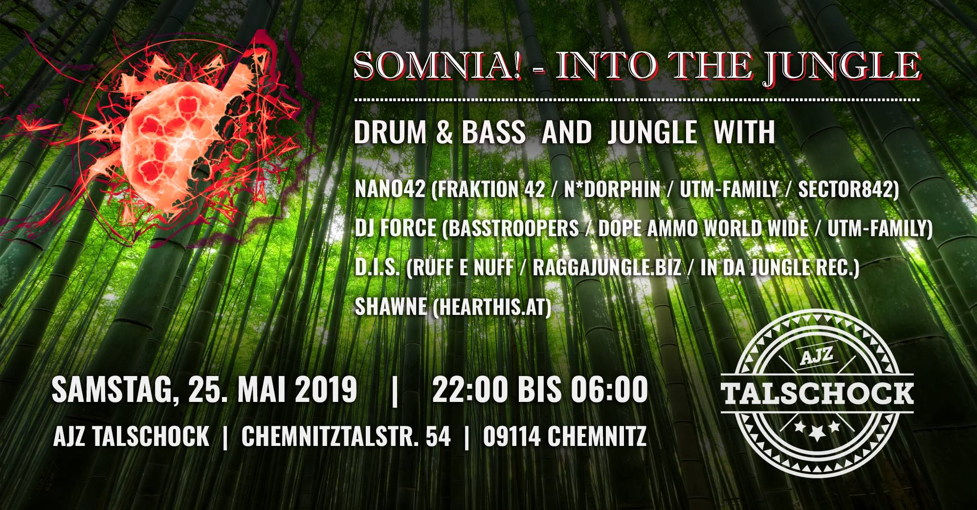 Somnia – Into the Jungle