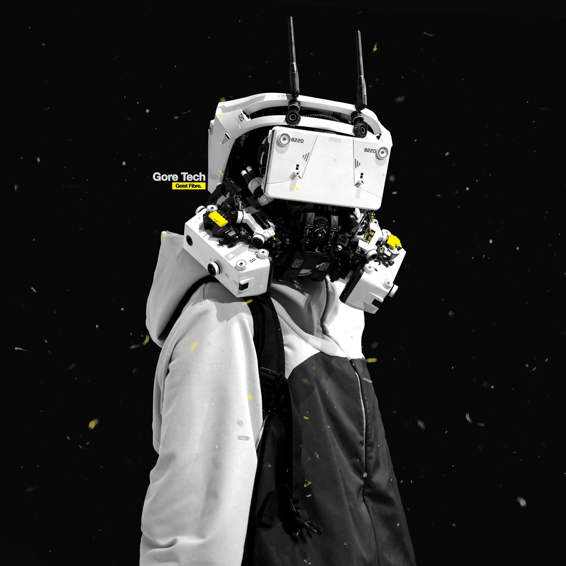 Umut präsentiert: Gore Tech – Geist Fibre LP [49MOHM]