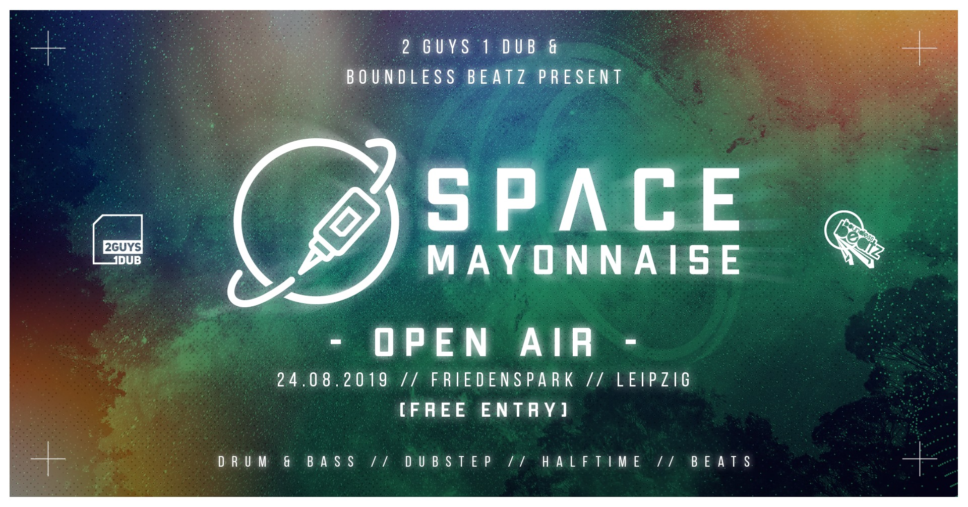 Space Mayonnaise Open-Air