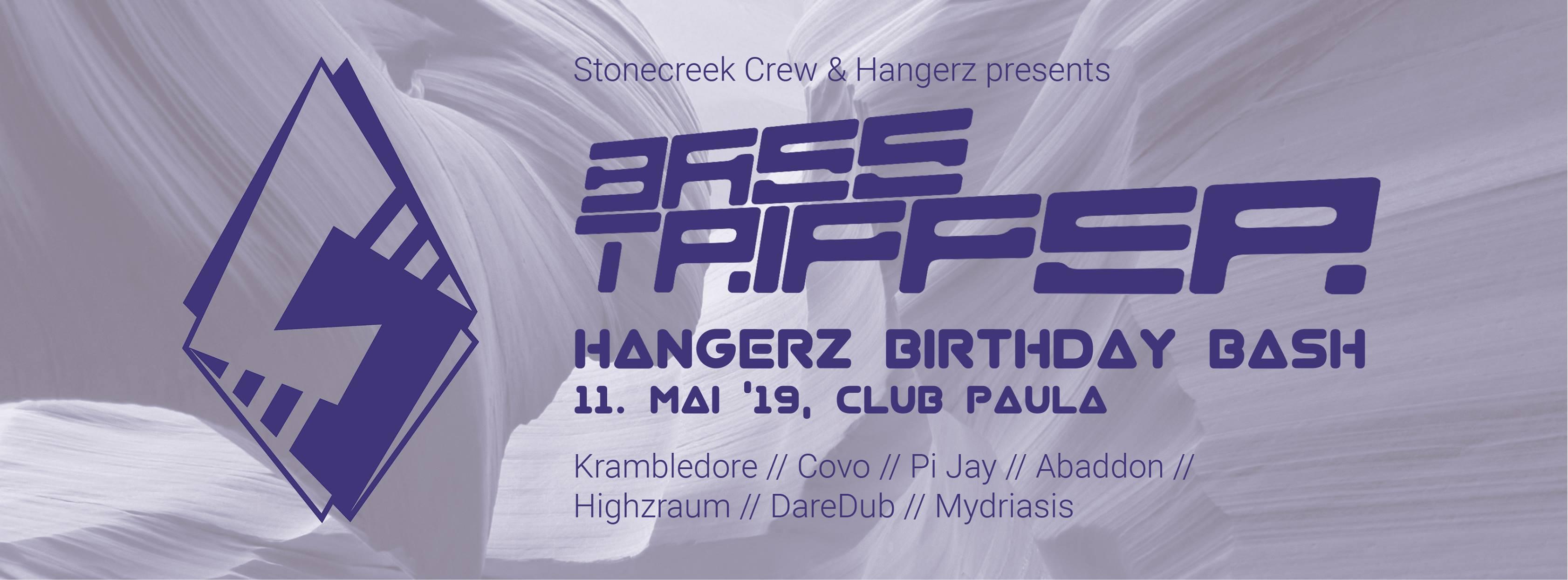 Hangerz Birthday Bash w/ Basstripper