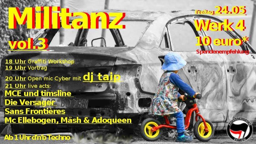 Militanz Volume 3
