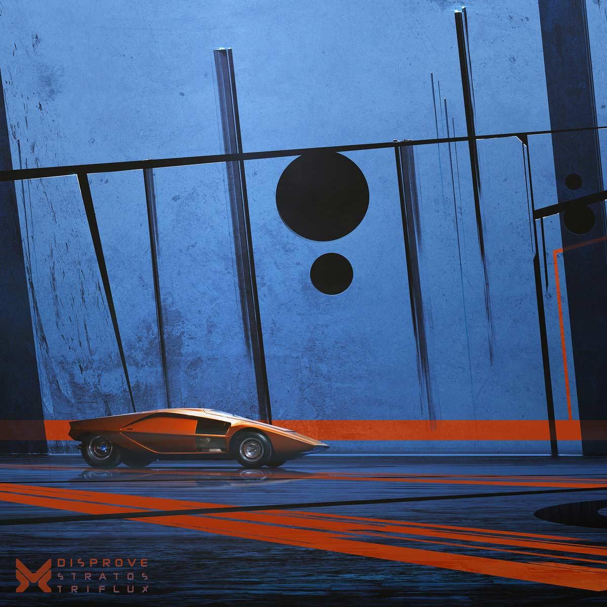 Umut präsentiert: Disprove – Stratos / Triflux [MLS014]