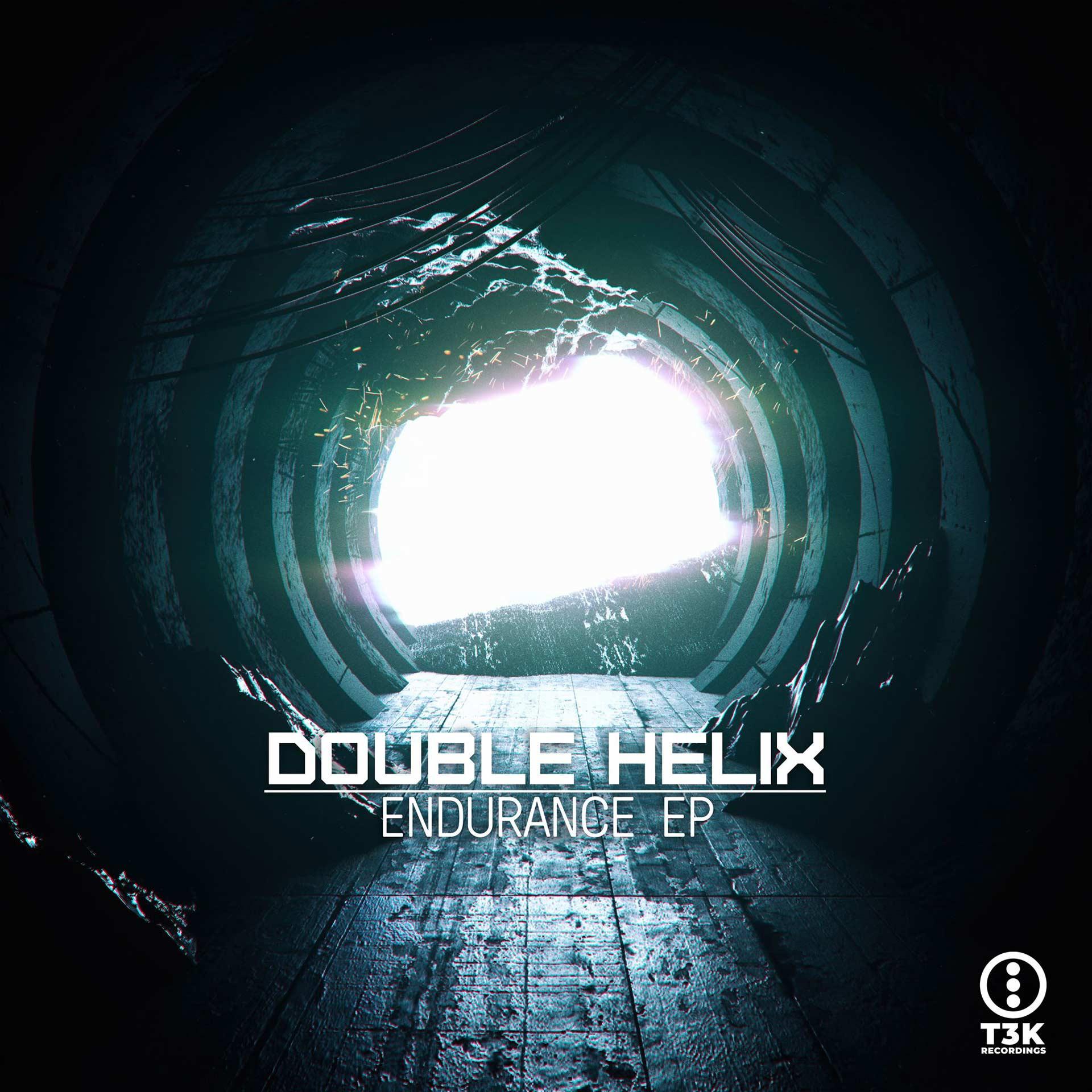 T3K Recordings erwacht aus dem Winterschlaf: Double Helix – Endurance EP