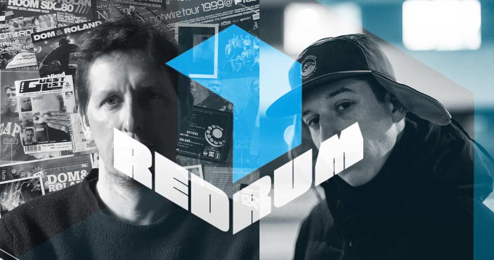Gästeliste für die Redrum II mit Dom & Roland und Submarine in Darmstadt gewinnen!