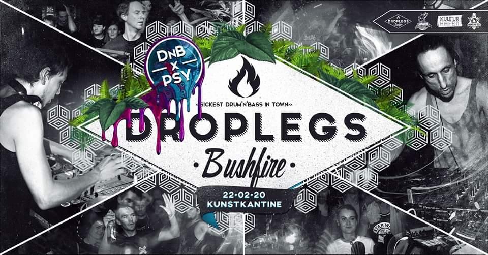 Droplegs Bushfire XIII