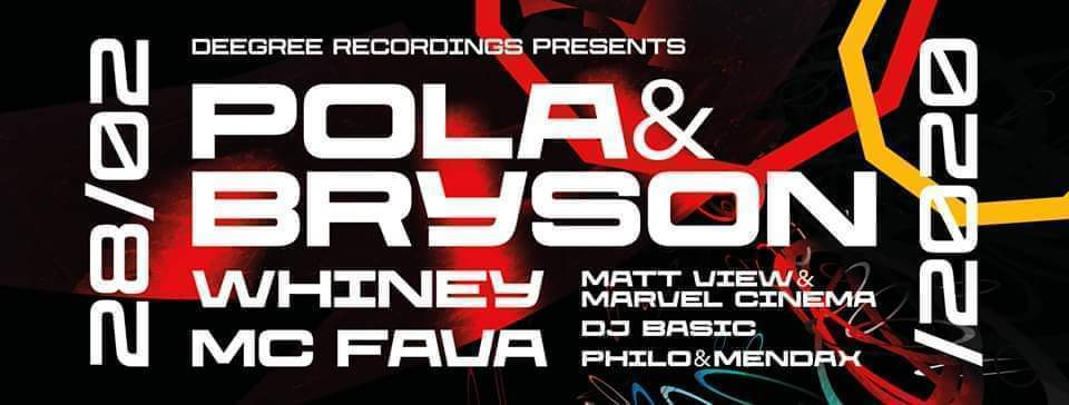 Deegree-Recordings-Pola-Bryson-Whiney-Fava-YUCA-Club-Koeln