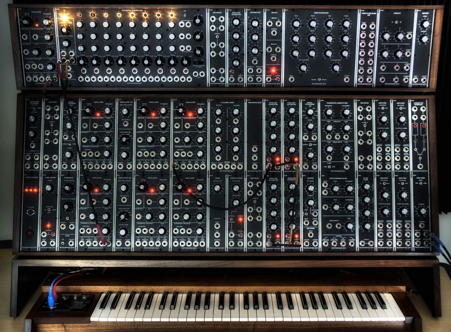 Geschützt: Die Elektrotechnik eines Synthesizers