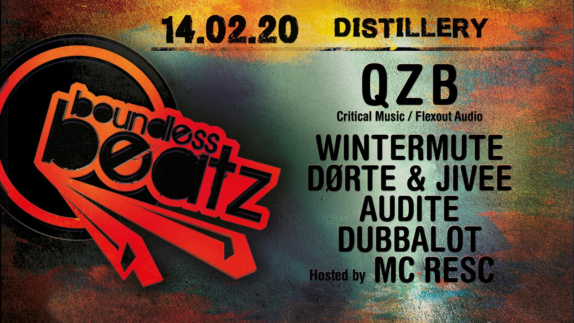 Boundless Beatz w/ QZB & mc resc