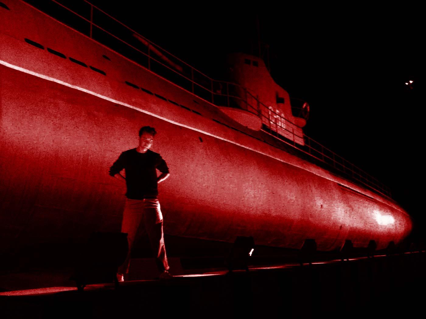 Seba-Submarine