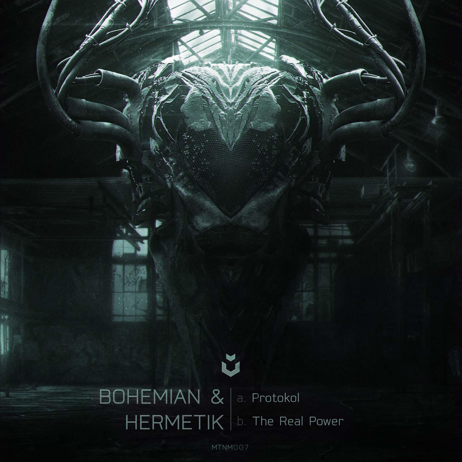 Umut präsentiert: Bohemian & Hermetik – Protokol / The Real Power (Metnem)