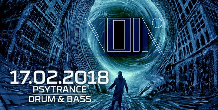 Enter the Void (Psytrance / Drum & Bass) at Void Club, Berlin