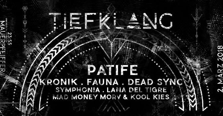 Tiefklang mit Patife (V Recordings, Sun & Bass | Brazil)