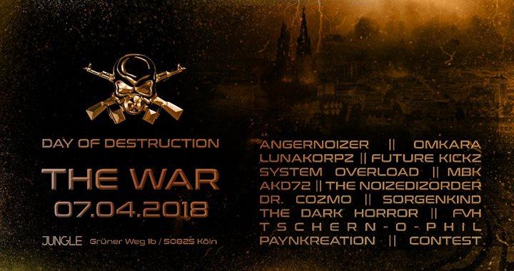 Day of Destruction- The War