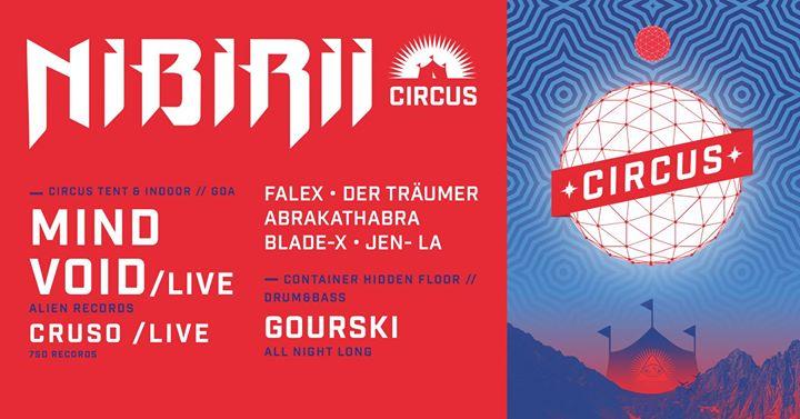 Nibirii Circus 2: 3 Floors inkl. Zirkuszelt +Specials