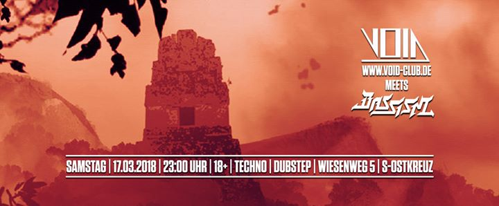 Techno & Dubstep: Void meets Bassism at Void Club, Berlin