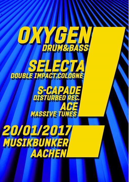 Oxygen Drum&bass