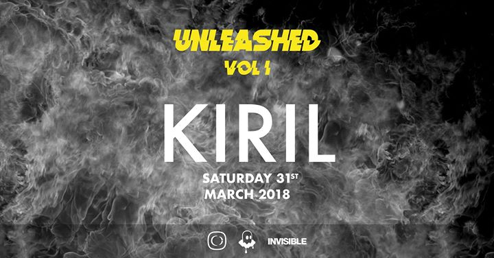 Unleashed Vol. 1 – Kiril – Drum & Bass at Void Club, Berlin