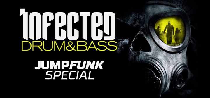 Tonight: Infected Dnb / Techno – JumpFunk Special at Void Berlin