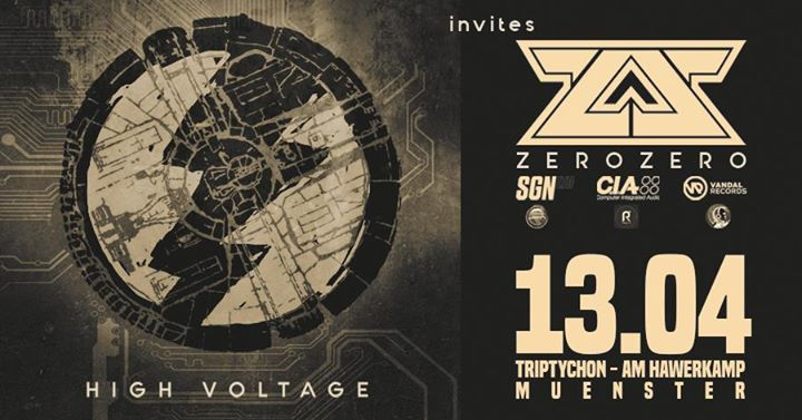High Voltage invites ZeroZero
