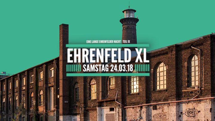 Ehrenfeld XL – 10 Clubs 1 Nacht 1 Veedel