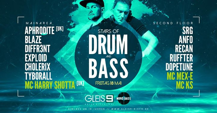 Stars of Drum and Bass