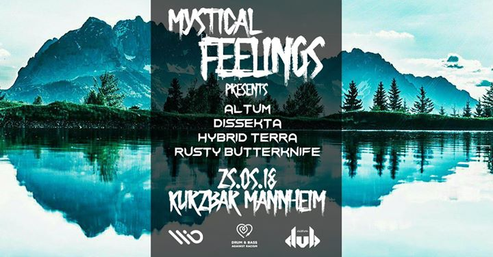 Mystical Feelings #1 @Kurzbar, Mannheim