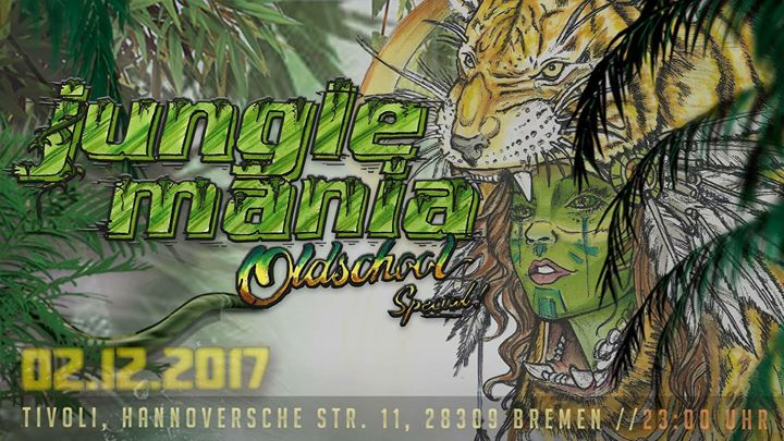Jungle Mania – Oldschool Special II