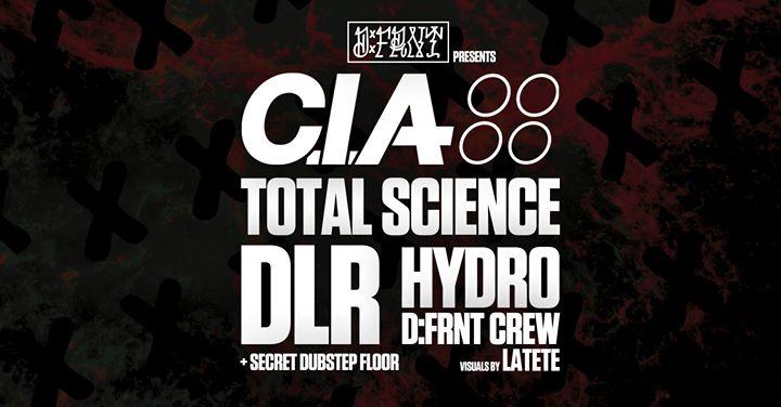 Heute // D : F R N T pres.: CIA Records