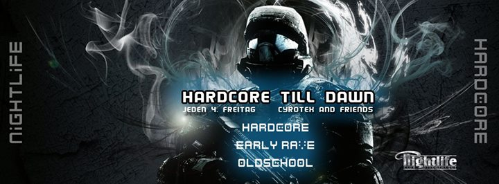 Hardcore 'till Dawn – Night of the Residents (11/17)