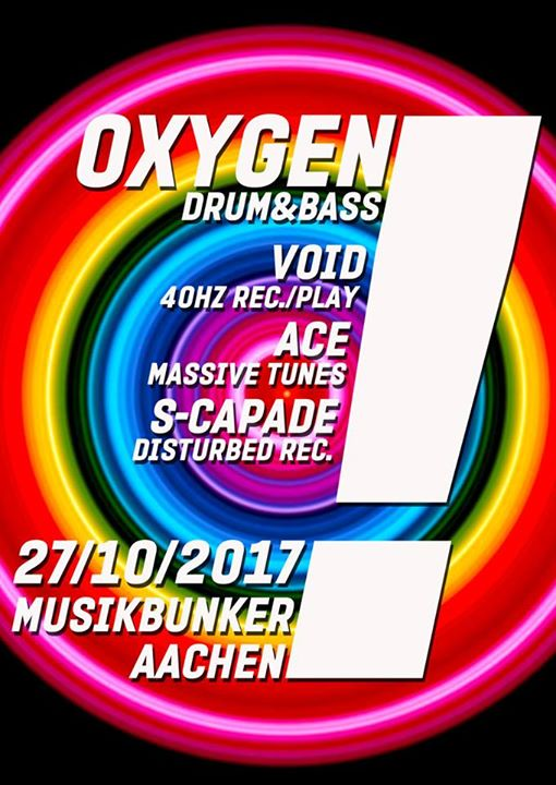 Oxygen Drum&Bass Night