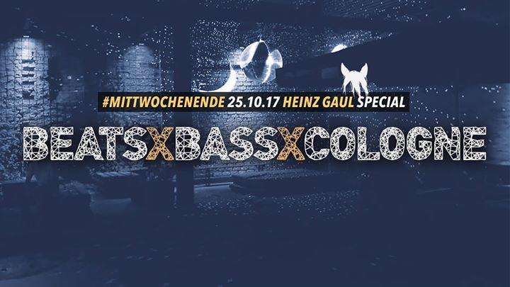 Beats x Bass x Gaul: PAJI [Live!] + Larissa Rieß (Neo Magazin Royale)