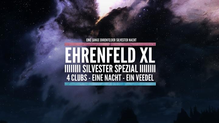 Ehrenfeld XL – Silvester Spezial: 4 Clubs, 1 Nacht, 1 Veedel