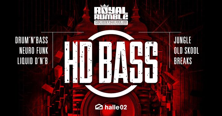 HD Bass – Welcome 2k18!