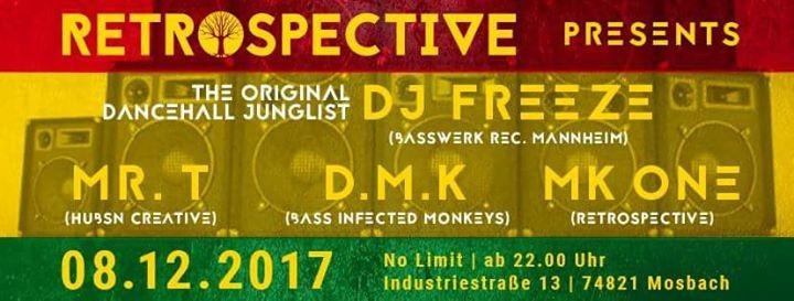 RETROSPECTIVE PRESENTS 'DJ FREEZE'