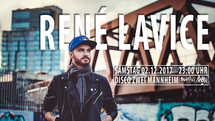 Dubbing Panda präsentiert Rene LaVice (Ram Records – Kanada)