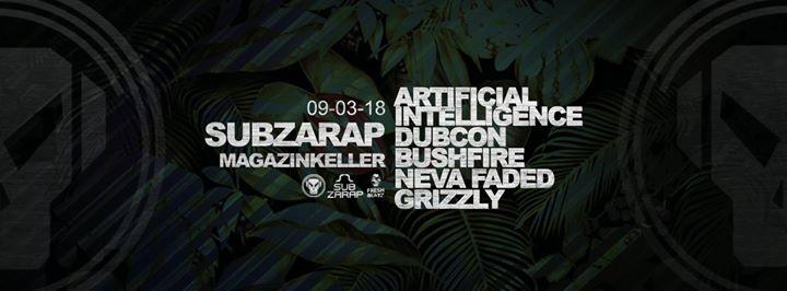 SubZarap feat. Artificial Intelligence (Metalheadz/Integral) UK