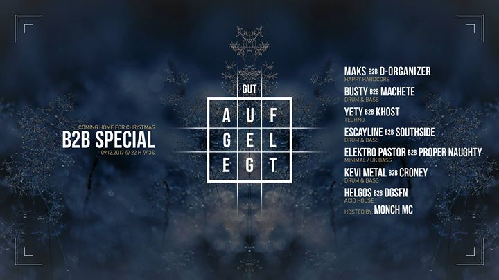 Gut Aufgelegt – Coming Home for Christmas B2B Special