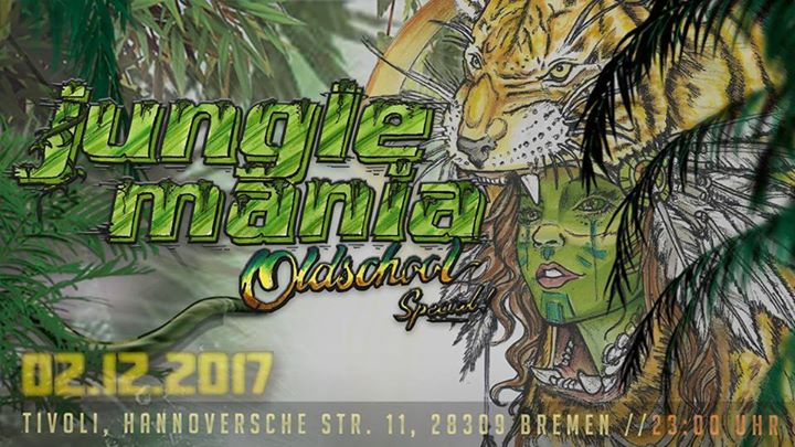 Jungle Mania – Oldschool Special