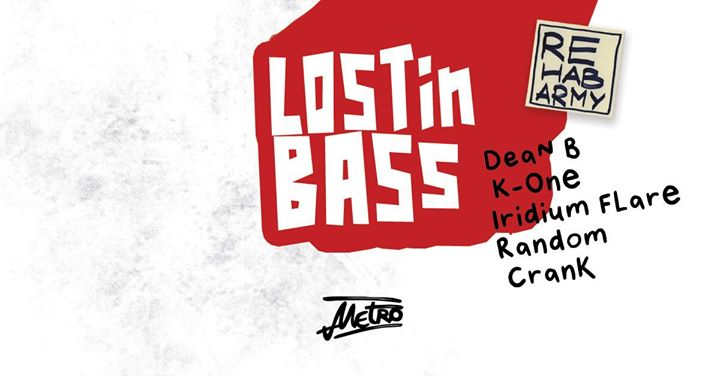 Lost in Bass — drum 'n' bass all night