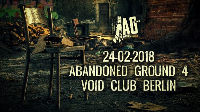 Abandoned Ground #4 w/ Current Value at Void Berlin
