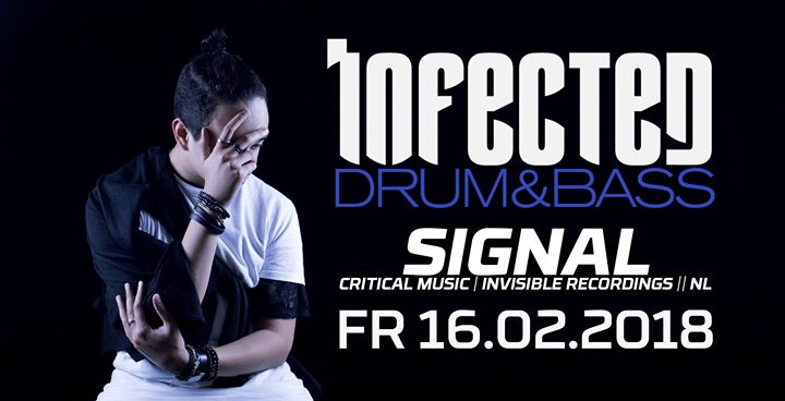 Tonight: Infected – Dnb / Techno w/ Signal at Void Club, Berlin