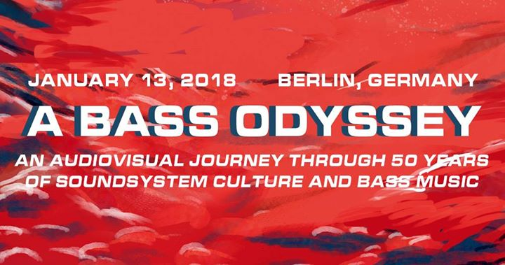 A Bass Odyssey – Celebrating 50 Years of Sound System Culture