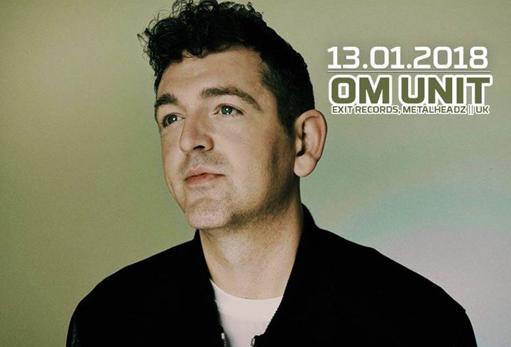Tonight: Om Unit at Void Club, Berlin