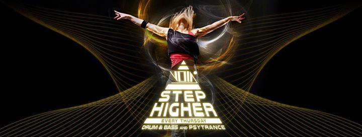 Step higher – Drum & Bass / Psytrance at Void Berlin