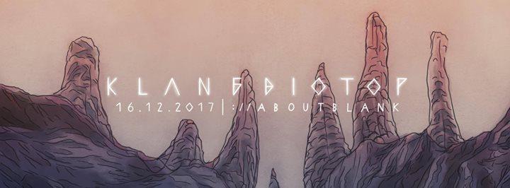 Klangbiotop w/ Esther Duijn, Fixate, Escape to Mars & more