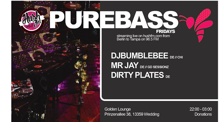 Purebass Fridays