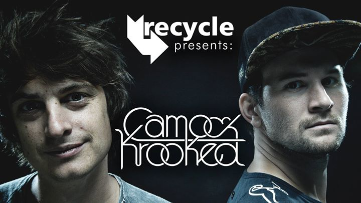 Recycle presents: Camo & Krooked